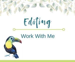 Jacquelin Cangro // Manuscript Editing