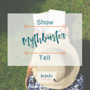 Mythbuster: Show and Tell